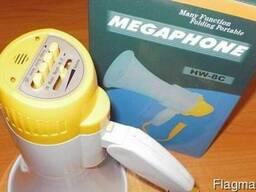 Купить.Громкоговоритель (рупор) Мегафон HW-8ц