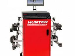 Купить грузовой стенд развал-схождения Hunter PA130Е-DSP506