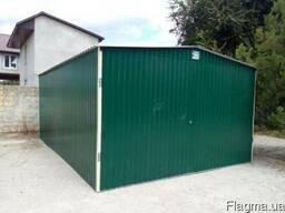 Купить или заказать гараж у производителя в Симферополе