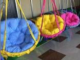 Подвесное кресло гнездо - фото 3