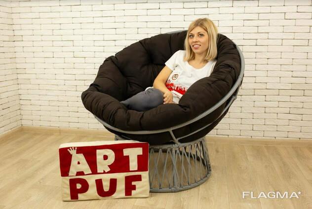Купити крісло Папасан для квартири