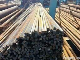 Купить Квадрат стальной Сталь 3 10 20 45 40х 09г2с 60с2а 65г