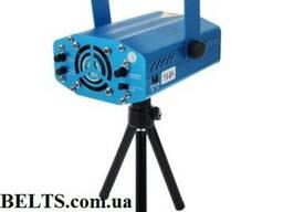 Киев. Лазерный проектор LASER YX-6D-A (установка, светомузыка