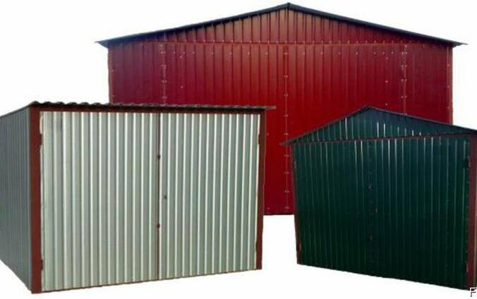 Купить в кривом роге металлический гараж купить разборной гараж в днр