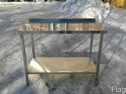 Купить металлический стол, разделочный стол для кухни