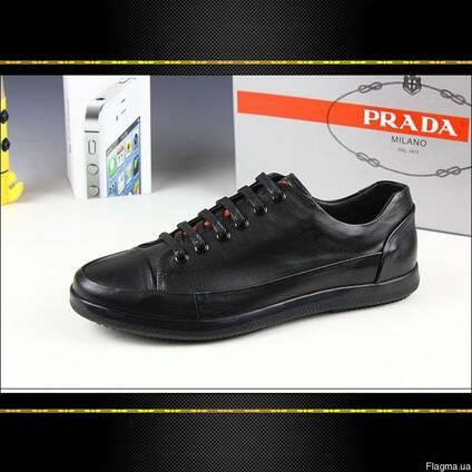Купить мужскую обувь Prada цена f1307dfd9ce6c
