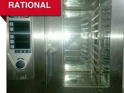 Купить Печь пароконвекционная электрическая Rational 101 бу