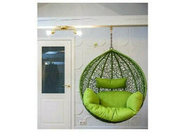 Купити плетений крісло кокон до стелі