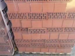 Блок керамический 2НФ М100, М125, М150/Блок керамічний 2НФ