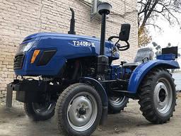 Купить по самой низкой цене Трактор T240FPK Львов, Луцк
