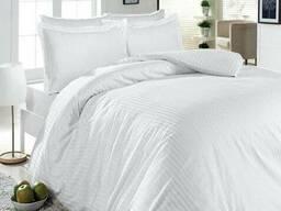 Купить постельное белье Киев, Комплект Белый стиль