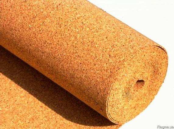 Купить пробку, пробковая подложка 2-3 мм в Запорожье
