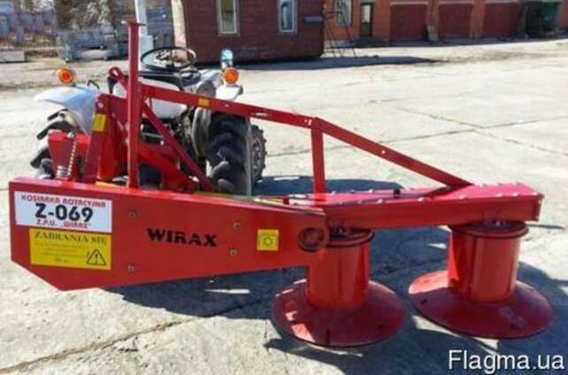 Купить роторную косилку Wirax на МТЗ, ЮМЗ, Т-40