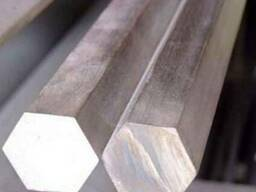 Купить шестигранник AISI 304,12х18н10т от19,21,27,31,4-75мм.