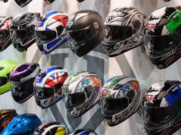 """Купить шлем интеграл """"VLAND"""" #M62, M, Black/Red"""