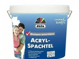 Купить Шпаклевку Dufa Acryl Spahtel(16 кг)