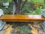 Купить скамейку садово парковую, цена лавочки производителя. - фото 1