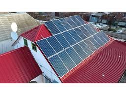 Купить солнечную электростанцию 10 кВт в Полтаве