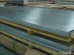 Листы алюминиевые АМг5М, АМг2М, А5М, АД0, Д16А, Д16АТ