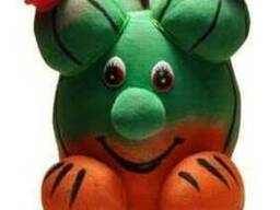 Купить Травянчик - Игрушка с травянистой головой