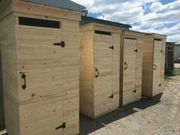 Купить туалет деревянный для дома и дачи