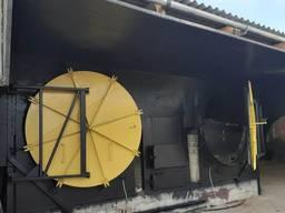 Печь для древесного угля купить, печі вуглевипалювальні.
