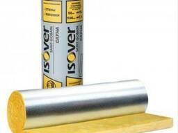 Мінеральна вата Ізовер (Isover) Сауна, 50Х1200Х12500 мм
