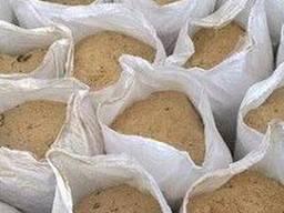 Купить с доставкой в мешках песок цемент щебень в Одессе и области