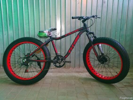 Купить велосипед Titan Stalker 26x17 Новый 150-170 см.