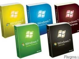 Купить Windows 7 Ultimate DVD BOX OEM Ru Eng 32x64bit