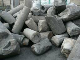 Куплю бой графита и углеродистые блоки