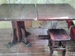 Куплю бу столы и стулья для кафе