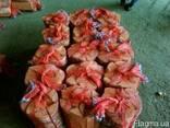 Куплю дрова дуб ясень колотые в сетках по 9 кг - фото 1