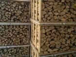 Куплю - Дрова колотые берёза 22% влажности - фото 1