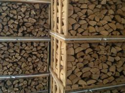 Куплю - Дрова колотые берёза 22% влажности