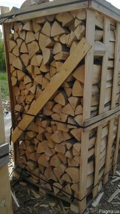 Куплю - Дрова колотые дуб ясень естественной влажности