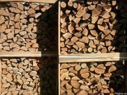 Куплю дрова колотые сухостойный дуб в ящиках