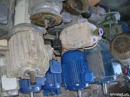 Куплю Электродвигатели б/у общепромышленные