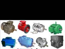 Куплю электродвигатели разного типа новые и б/у