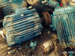 Куплю электромоторы бу, демонтаж и вывоз старых электромотор