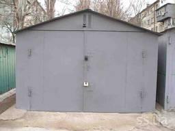 Куплю гараж металлический бу.