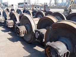 Куплю колесные пары