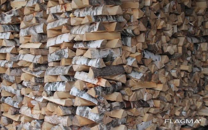 Куплю колотые дрова дубовые на экспорт от производителя