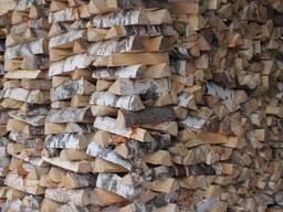 Куплю колотые дрова на экспорт от производителя