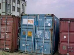 Куплю контейнер 20футов, 40 футов.