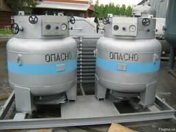 Куплю криогенные установки емкости насосы газификатор