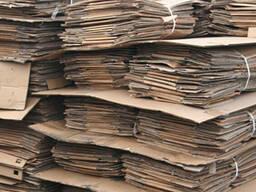 Макулатура паперова та картонная куплю макулатуру на експорт
