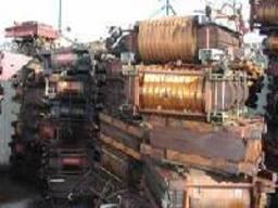Куплю не рабочие силовые трансформаторы