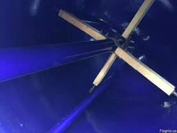 Куплю мешалку для 1.6м3 синяя эмаль