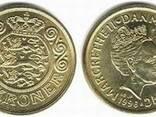 Куплю монеты датские кроны - фото 1